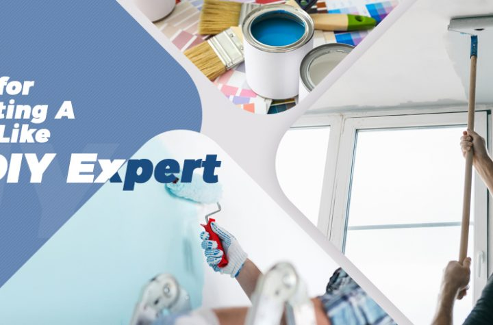 10 STEPS TO PAINTING A ROOM LIKE A DIY EXPERT