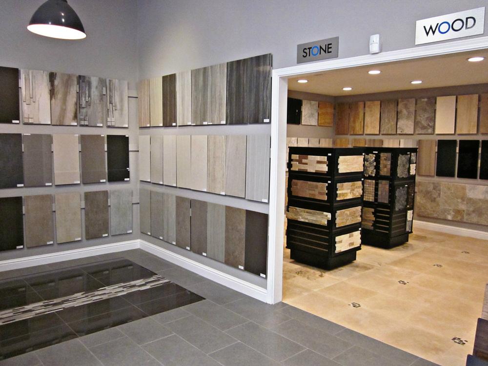 Sydney tile showroom