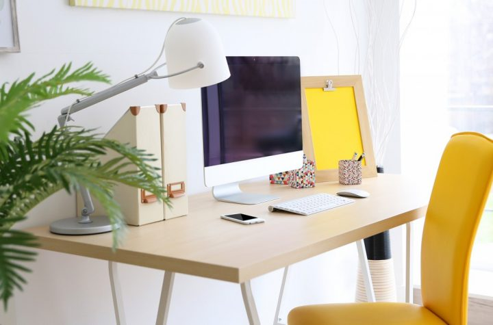 Everything You Need For A Productive Home Office